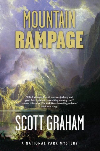 Mountain Rampage cover med
