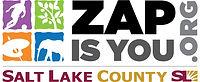 SLCO Zoo Arts & Parks logo