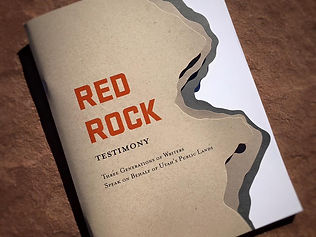 Red Rock Testimony book cover