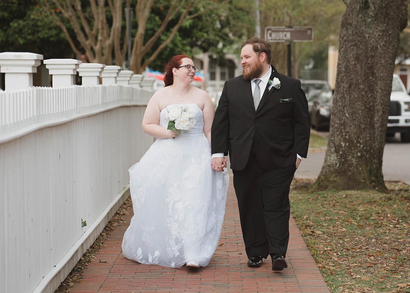 Pensacola FL wedding