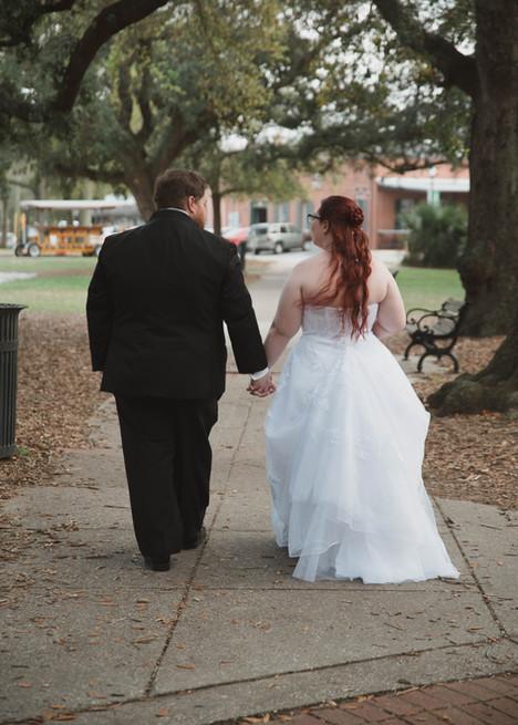 Downtown Pensacola Wedding