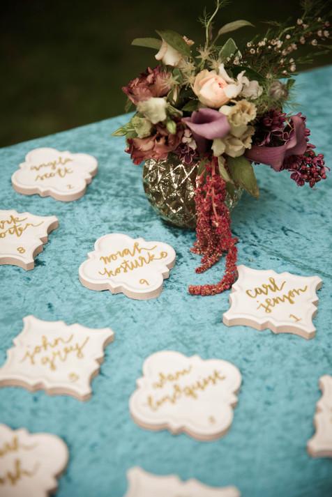 Michigan Wedding Details