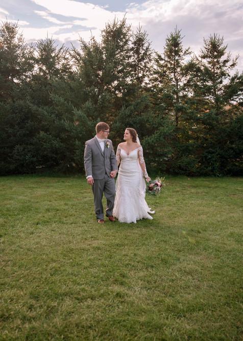 Lainsburg Michigan Wedding