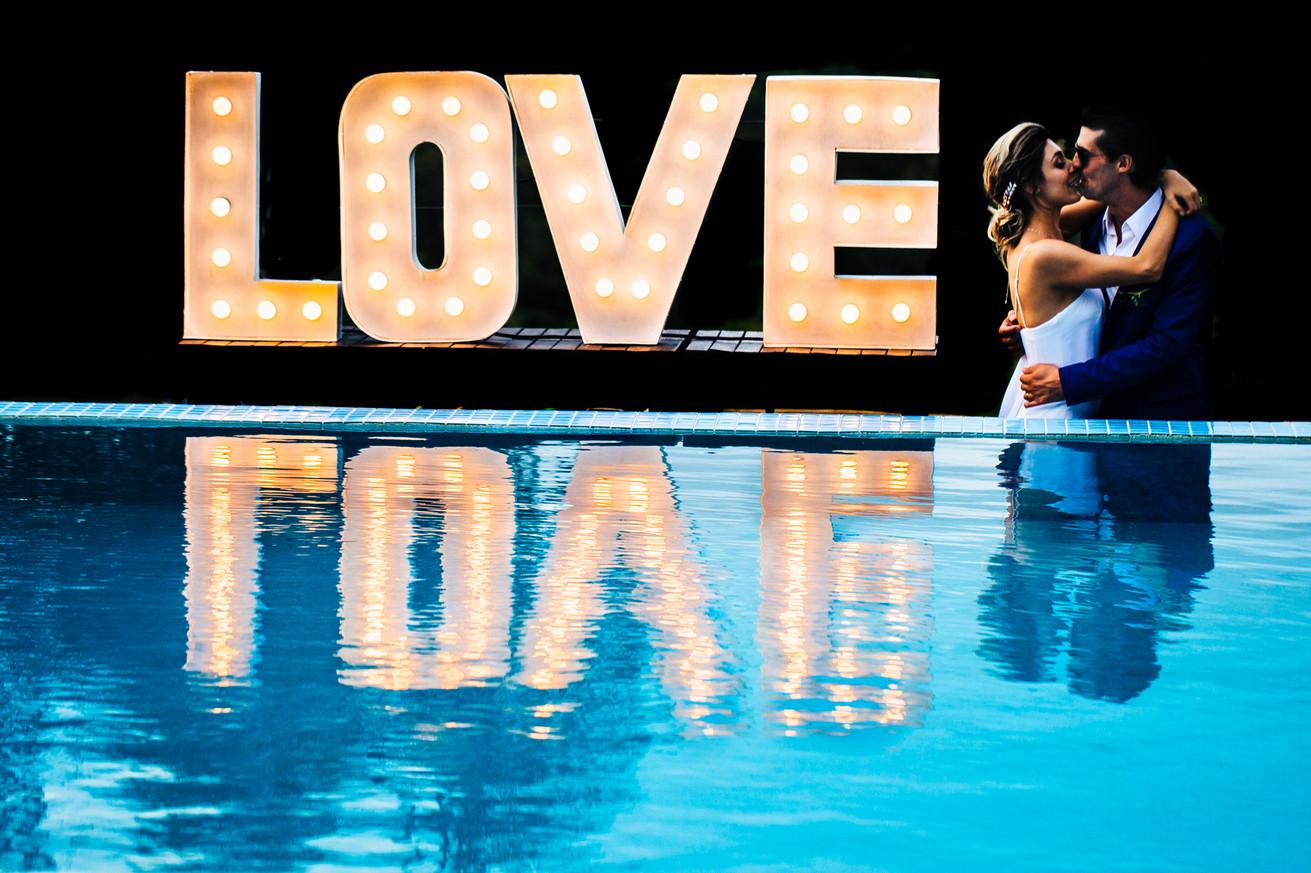 Love Amanda e Michel