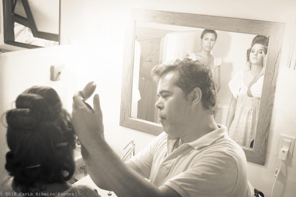 Lara e Eduardo Praia do Espelho