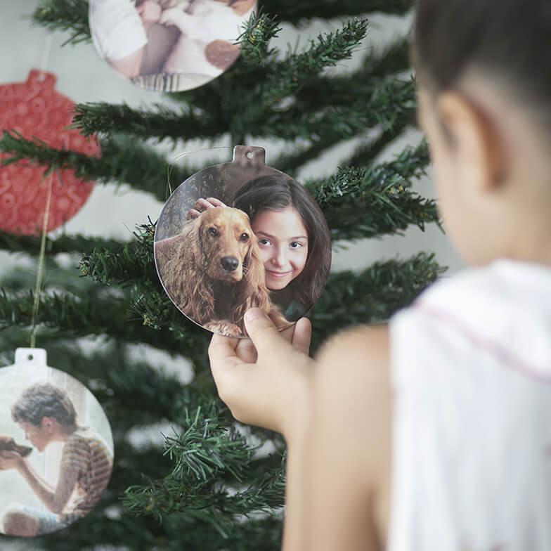 Enfeite de Natal Detalhes: