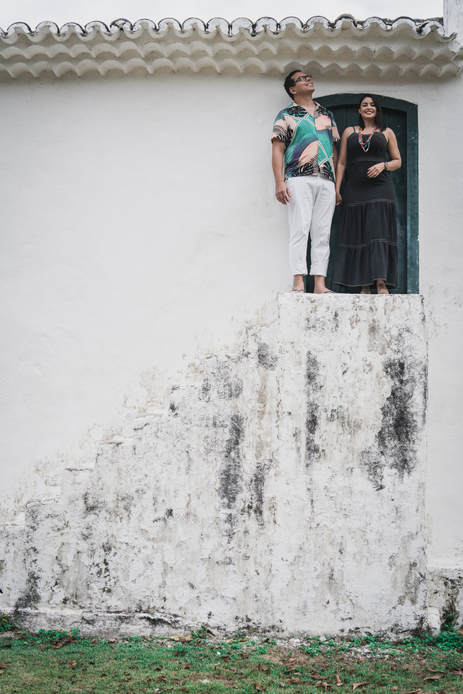 Mara e Bruno Wix Retouched High Contrast