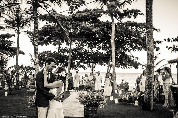 Casamento Fernanda e Flávio Casa da Praia - Caraíva  Bahia - Brasil  Mar 07th 2015