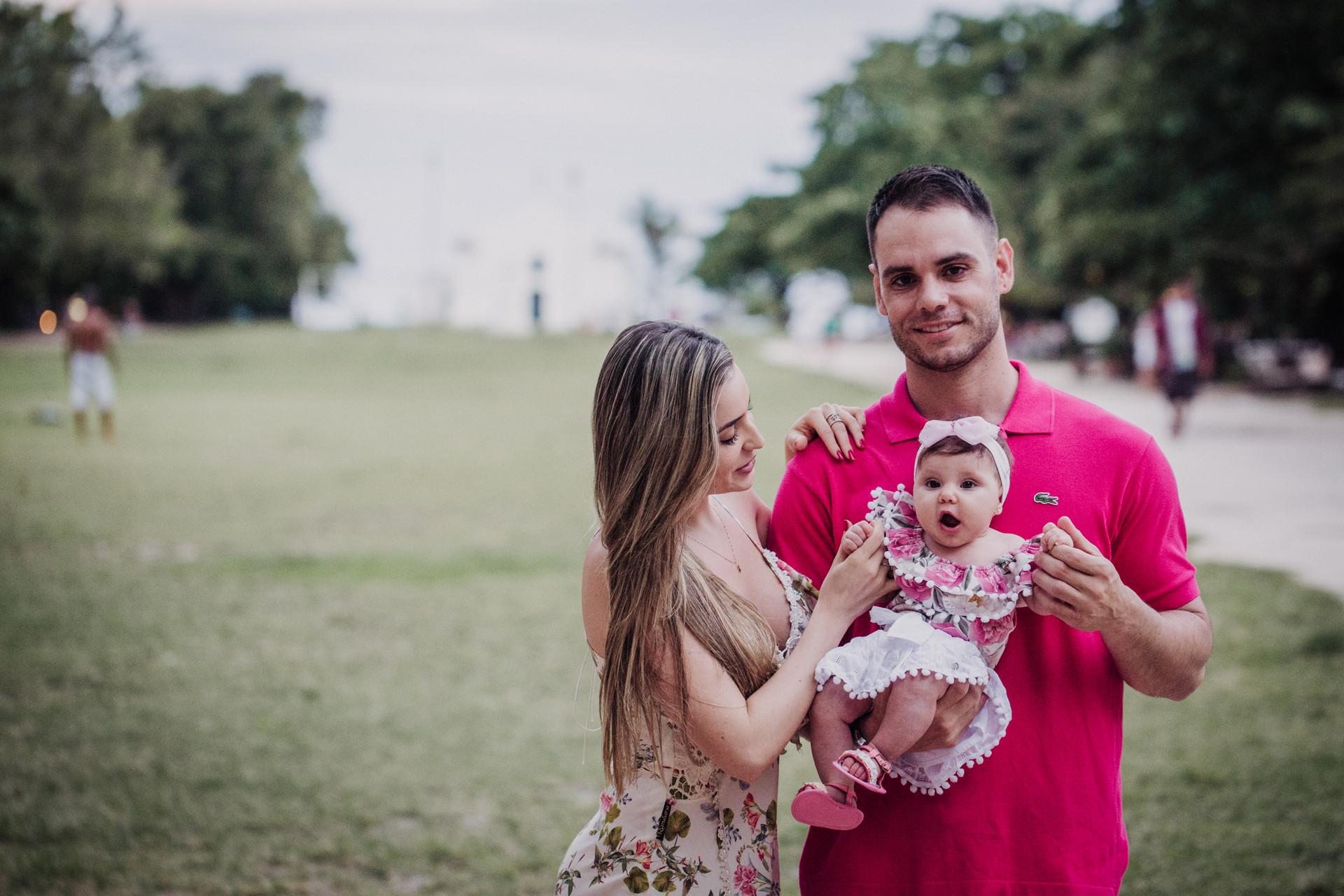 Ensaio em Família com Isabela, Bia e João Paulo Trancoso Nov 11th 2017