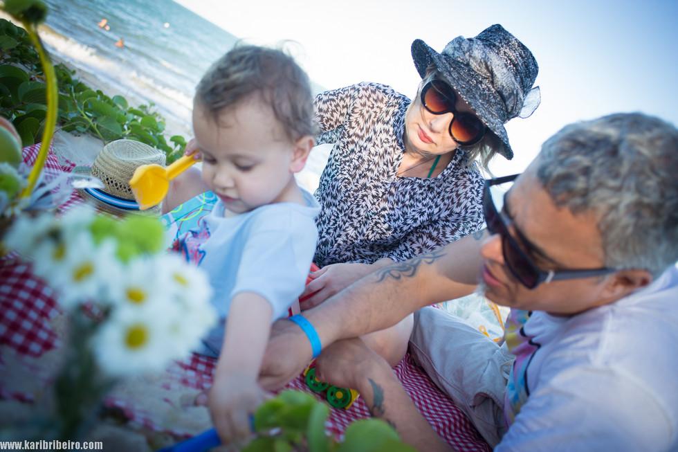 Rogério, Simone e Mathias Resort La Torre Porto Seguro Bahia Brasil Aug 27th 2014
