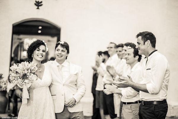 Casamento Faridah e Cyprien