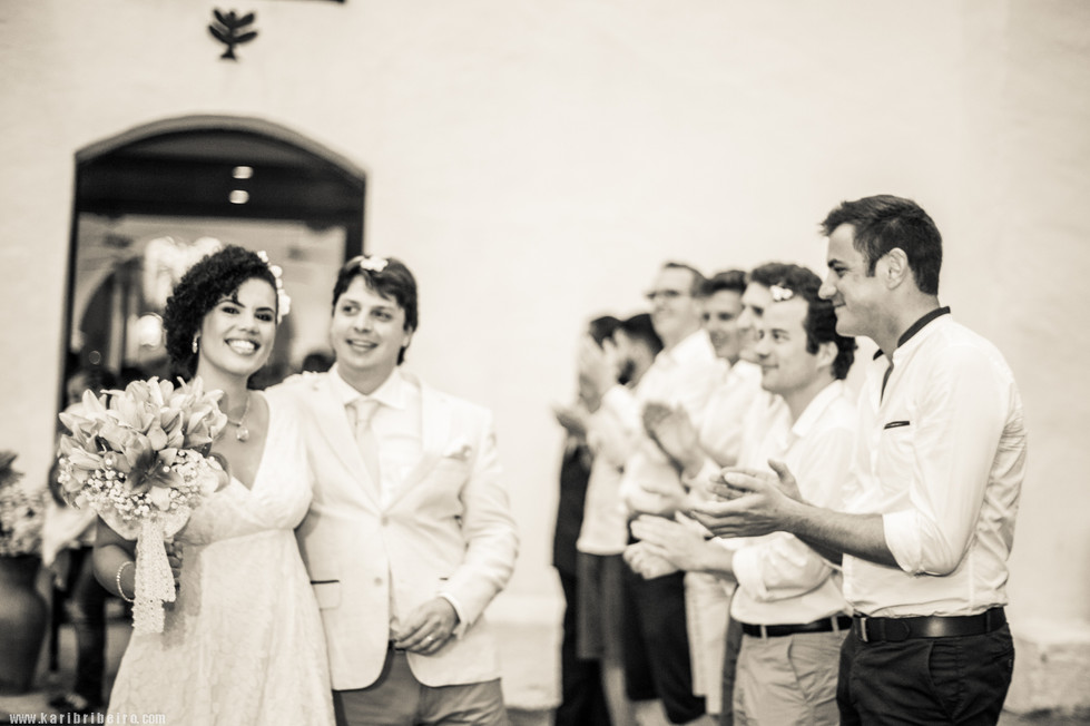 Casamento Faridah e Cyprien Trancoso