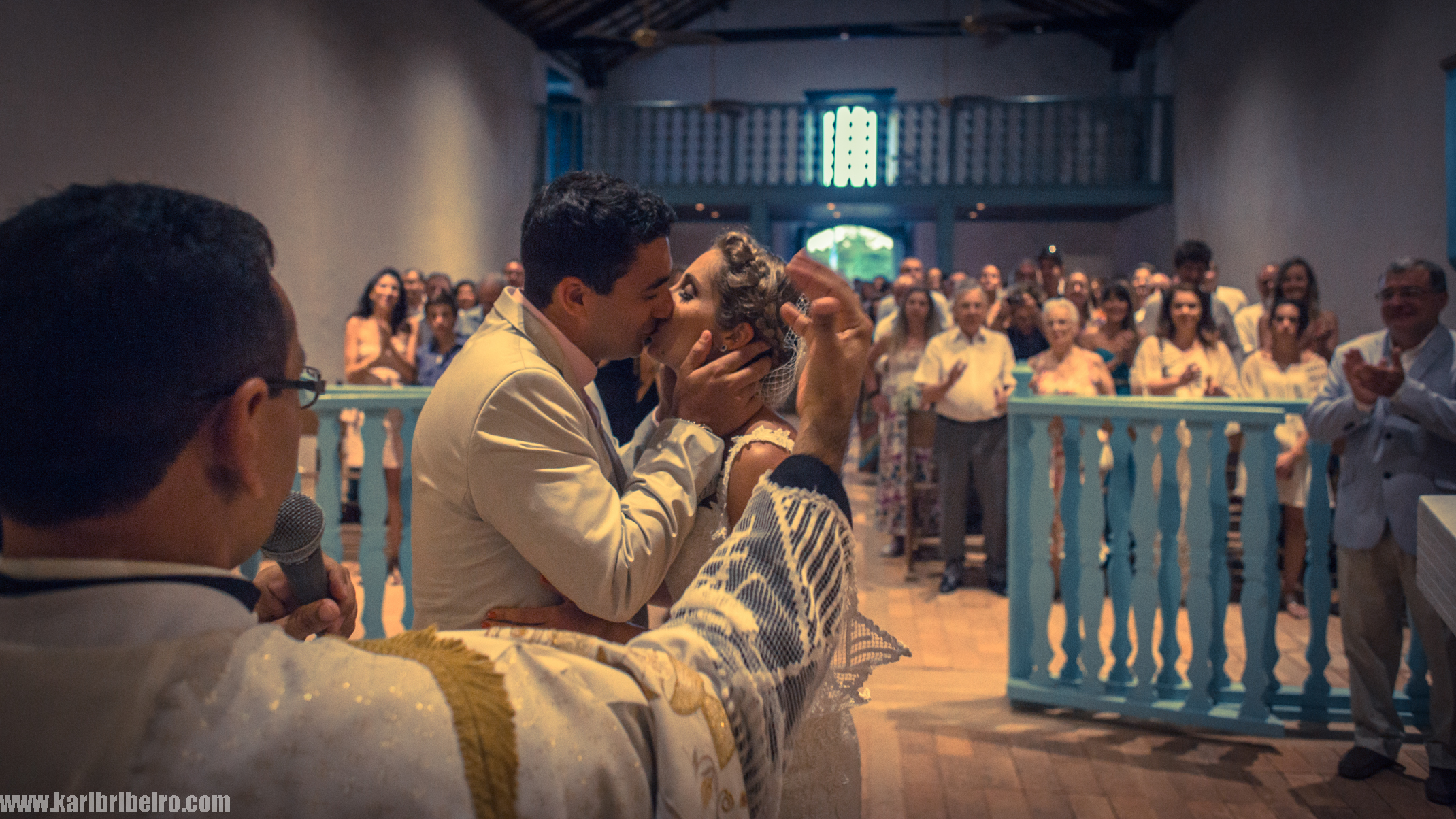 Casamento Bia e Rafael Quadrado de T