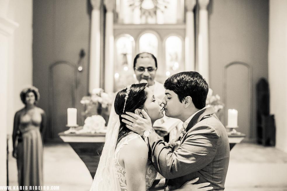 Casamento Tainah e Henrique  Igreja de São João Batista  Quadrado de Trancoso  Dez 05th 2015