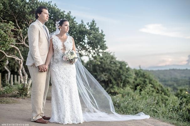 Casamento Thais e Marcos Igreja de Trancoso e O Cacau Festa de Recepção