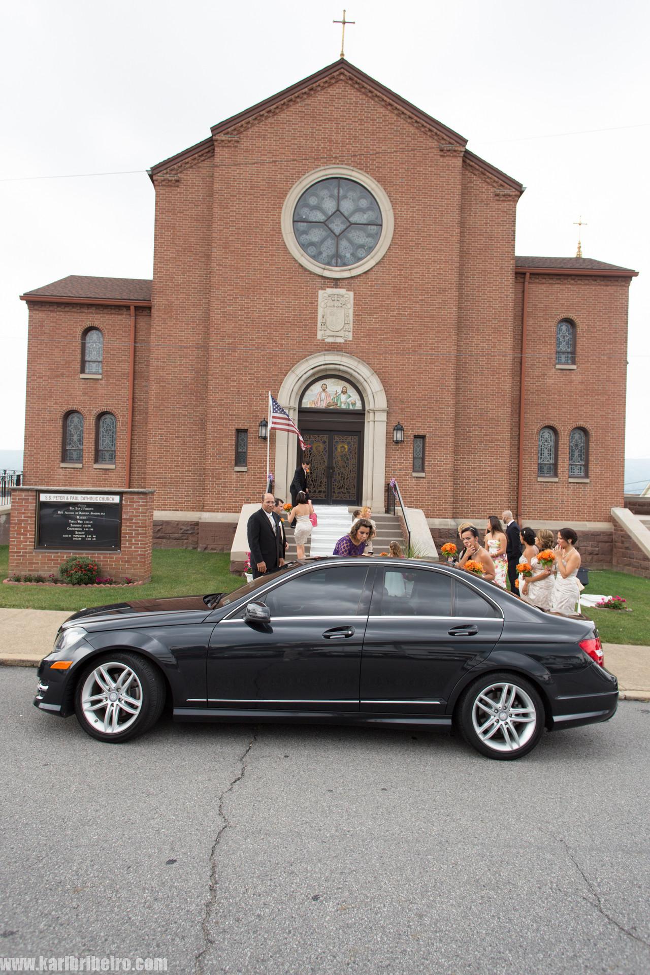 Wedding Douglas and Helga Scranton PA USA