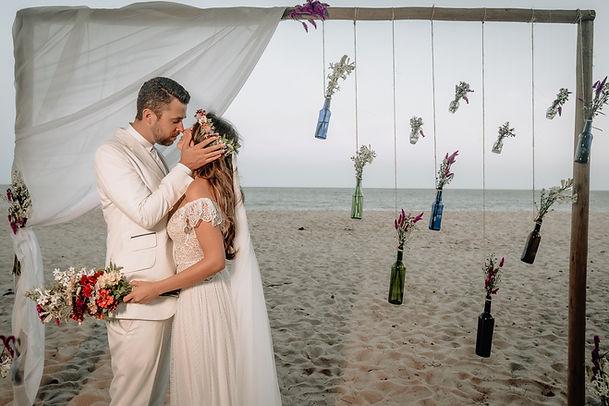 Casameno Milene e Christian
