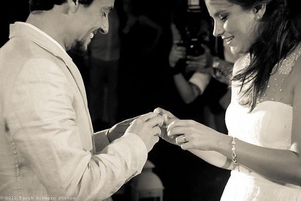 Casamento Lara e Eduardo Pé na Praia do Espelho Trancoso