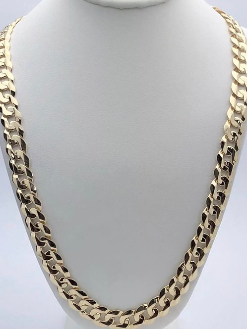 10k solid yellow gold 50 gram 26 inch