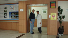 My First Treatment Awaits at the National Cancer Centre, South Korea.