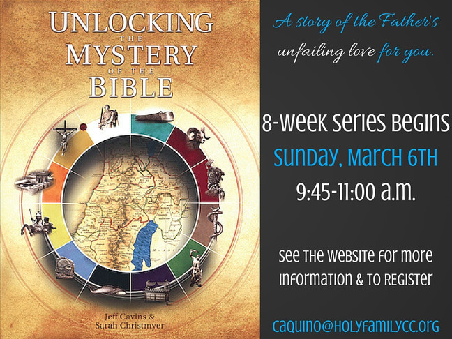 Unlock the Mystery of the Bible