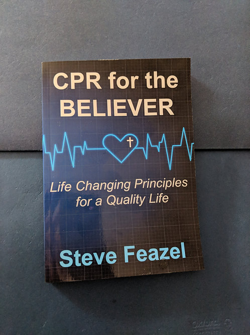 CPR for the Believer - Book