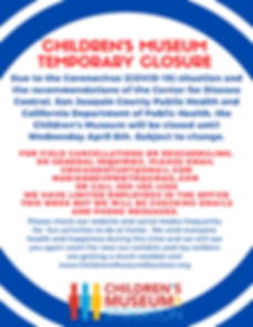 Children's Museum temporary closure.png