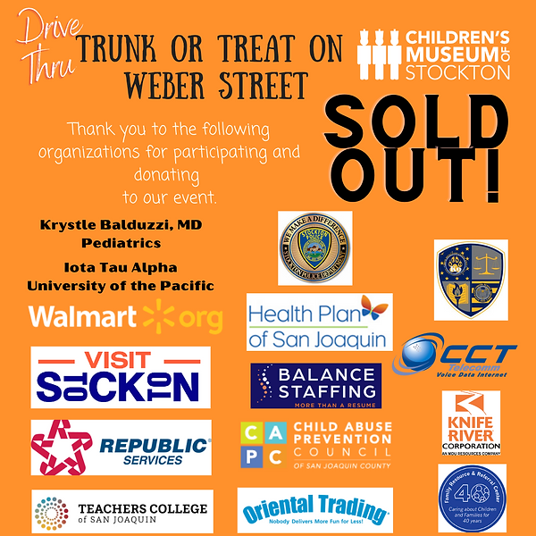 Copy of Copy of  Trunk or Treat on Weber