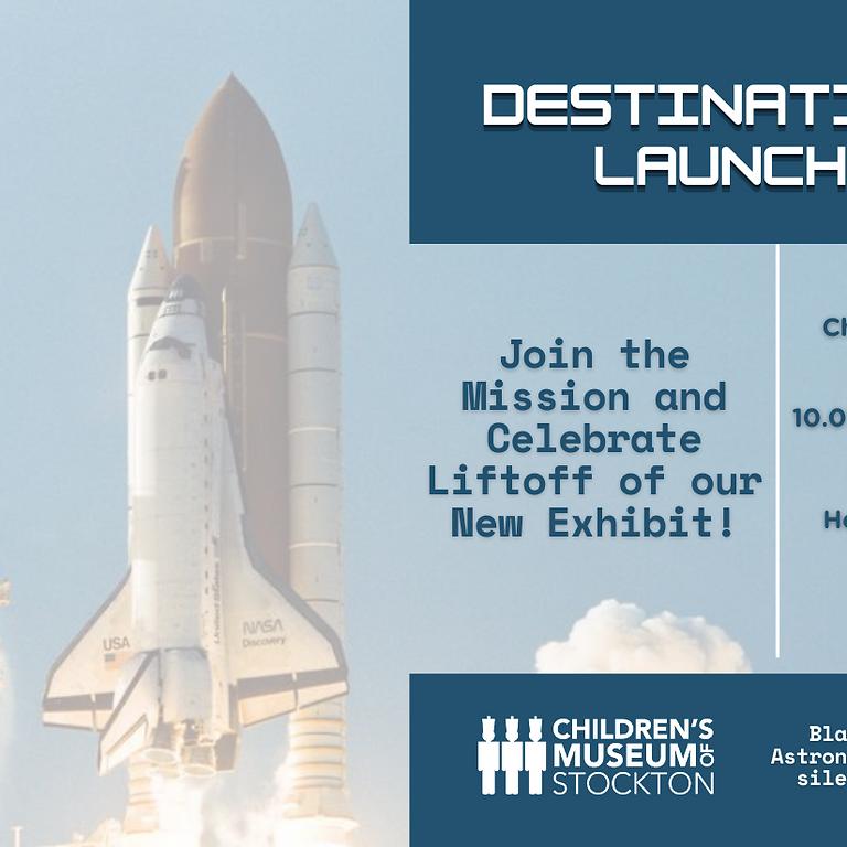 Destination Space Launch Party