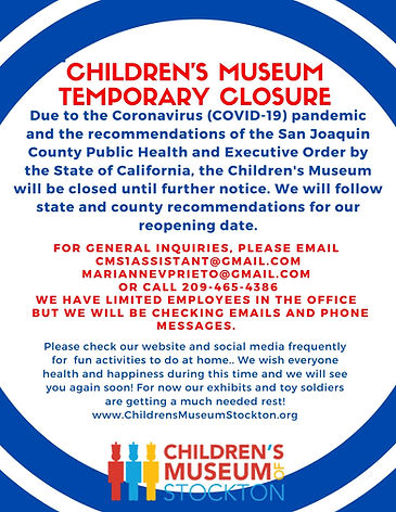 Children's Museum temporary closure.jpg