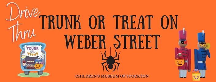 Copy of Trunk or Treat on Weber Street (