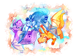 Hippo Dragons