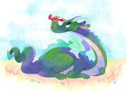 Crabby Dragon
