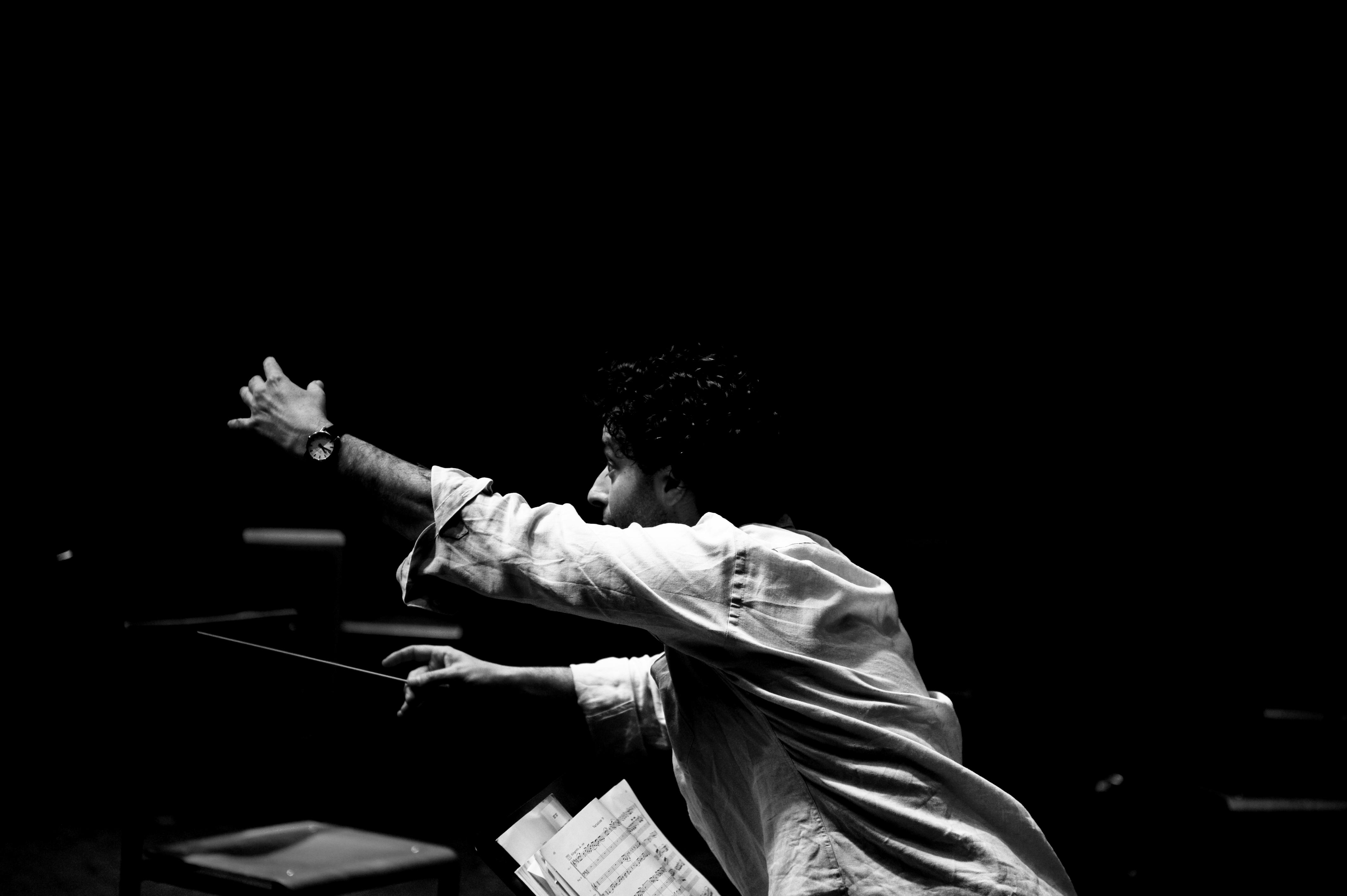 Benjamin Levy Chef d'orchestre