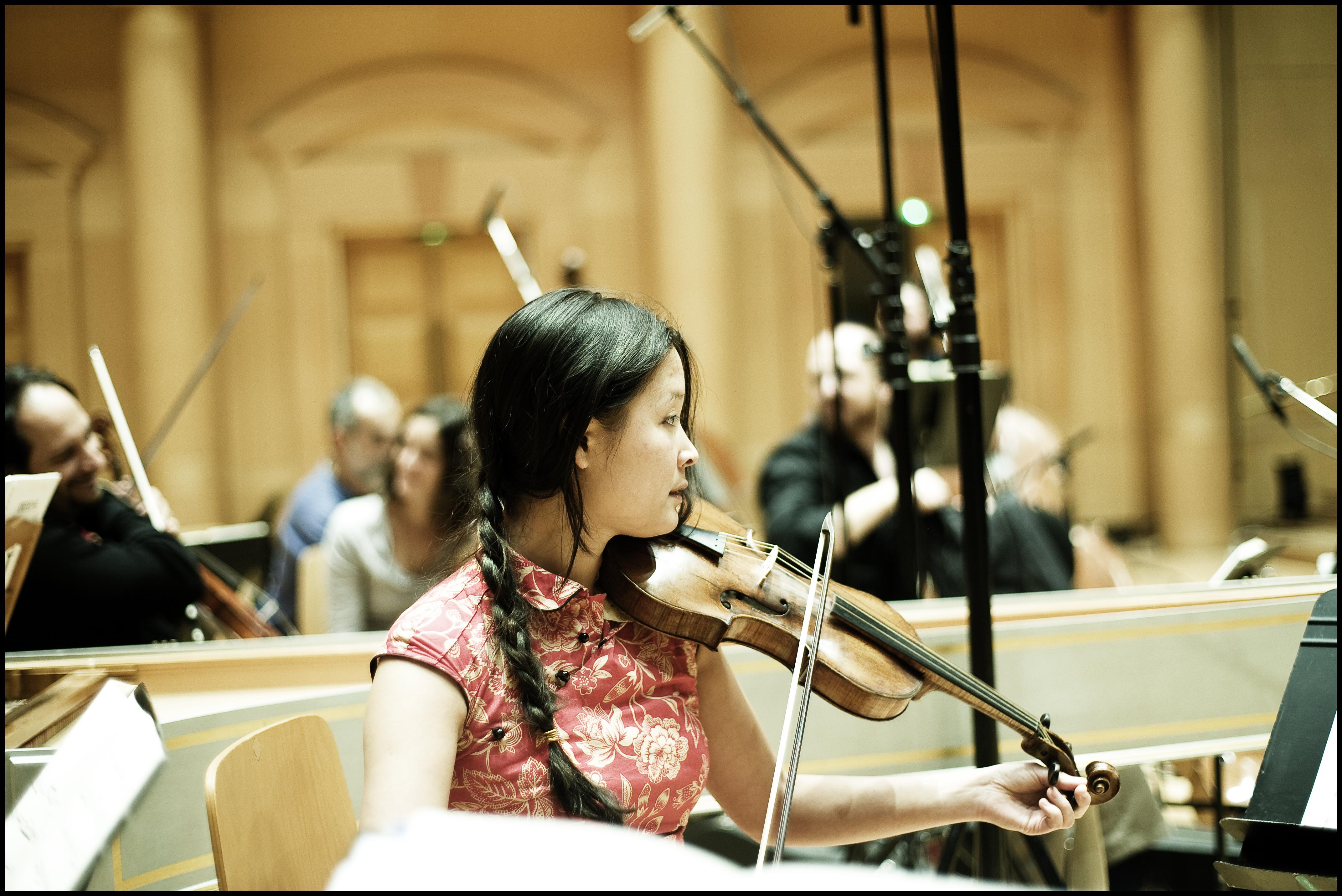 Sophie Iwamura Musicienne
