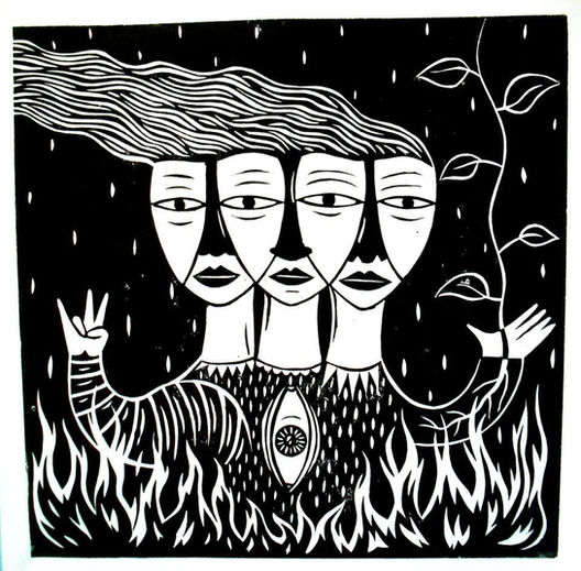 Ciclo Menstrual, Arquetipos Energéticos y Kundalini Yoga - Taller con Andreia Moreira