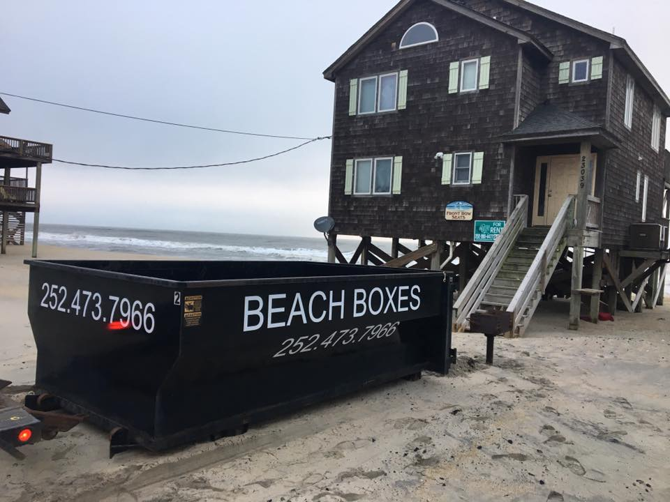 OBX Beach Boxes