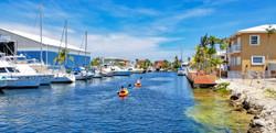 Port Largo Canal