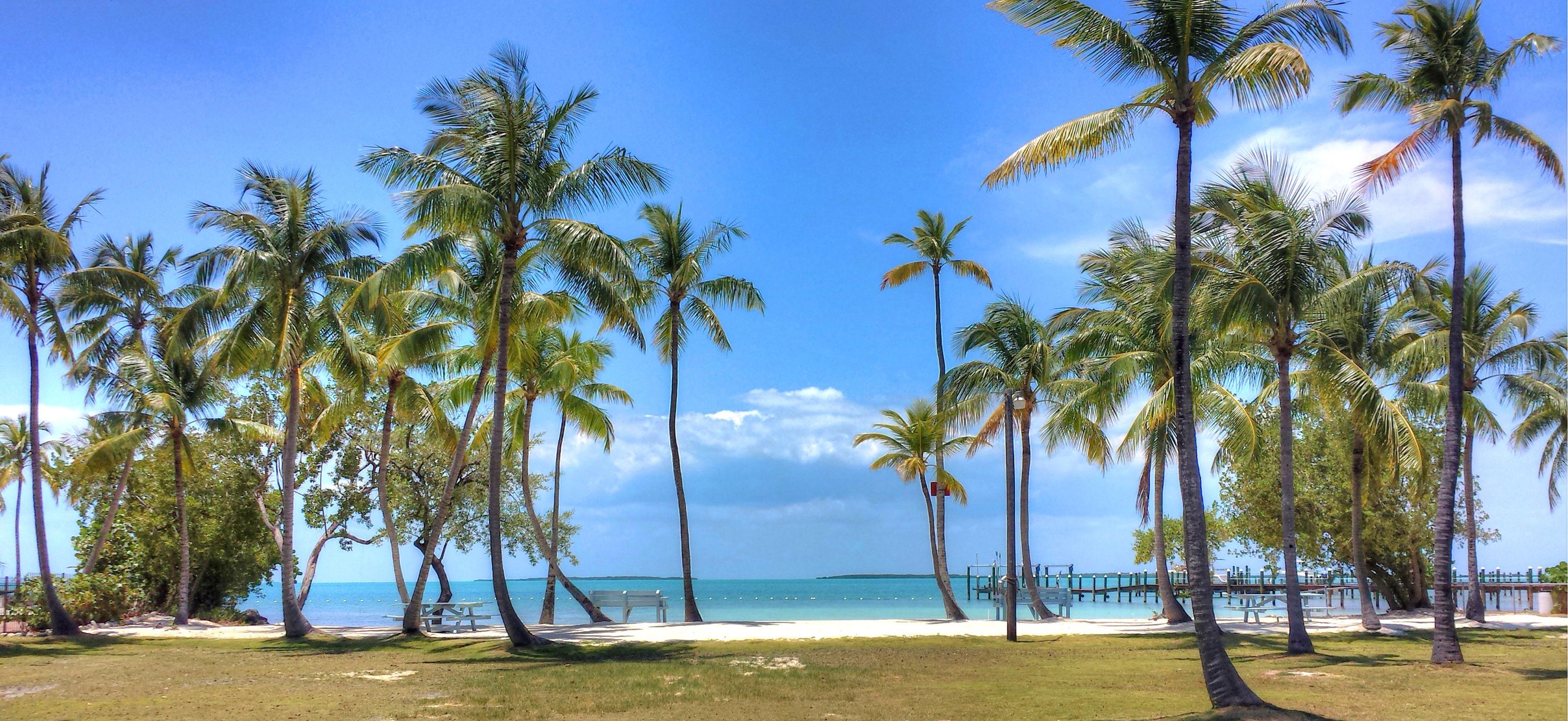 Key Largo Private Beach