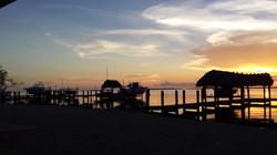 Buccaneer Point Sunset