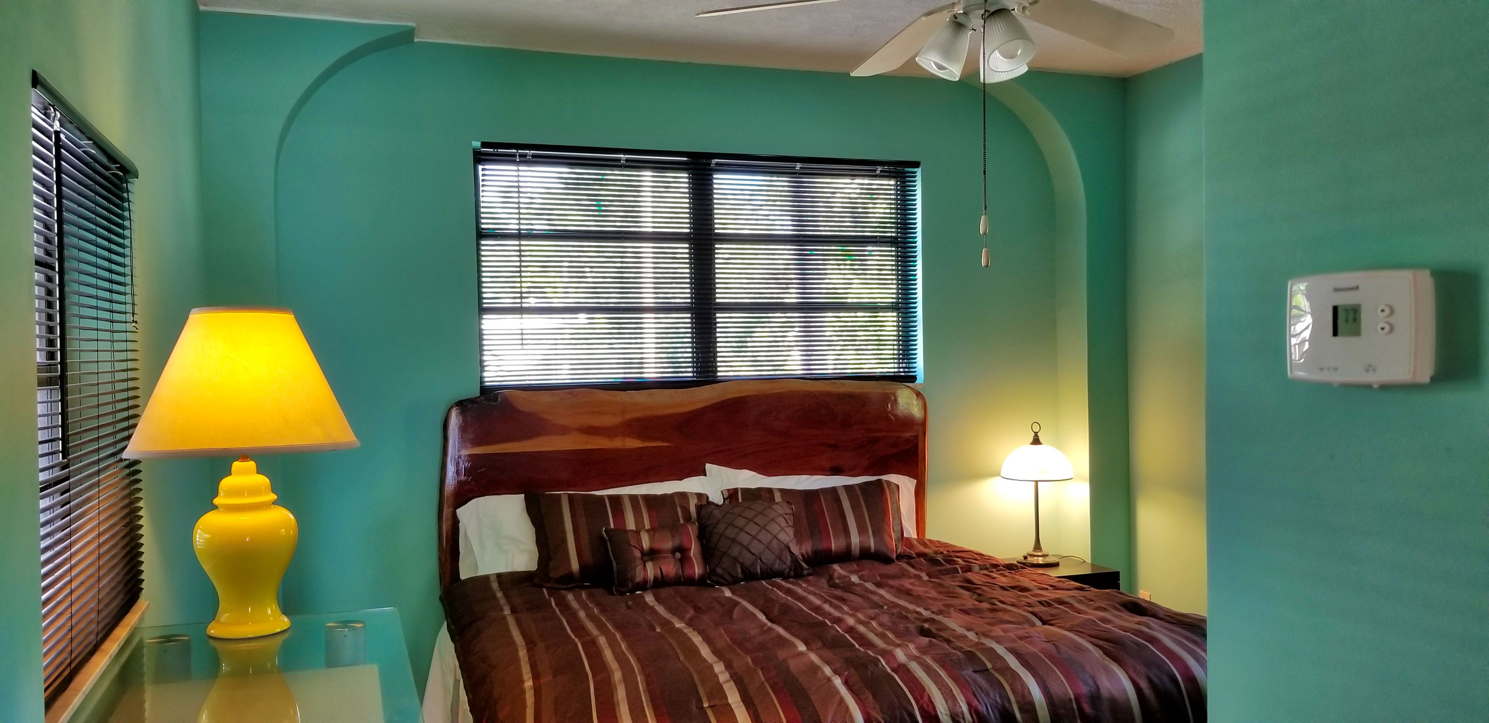 Bedroom at 5 S Exuma