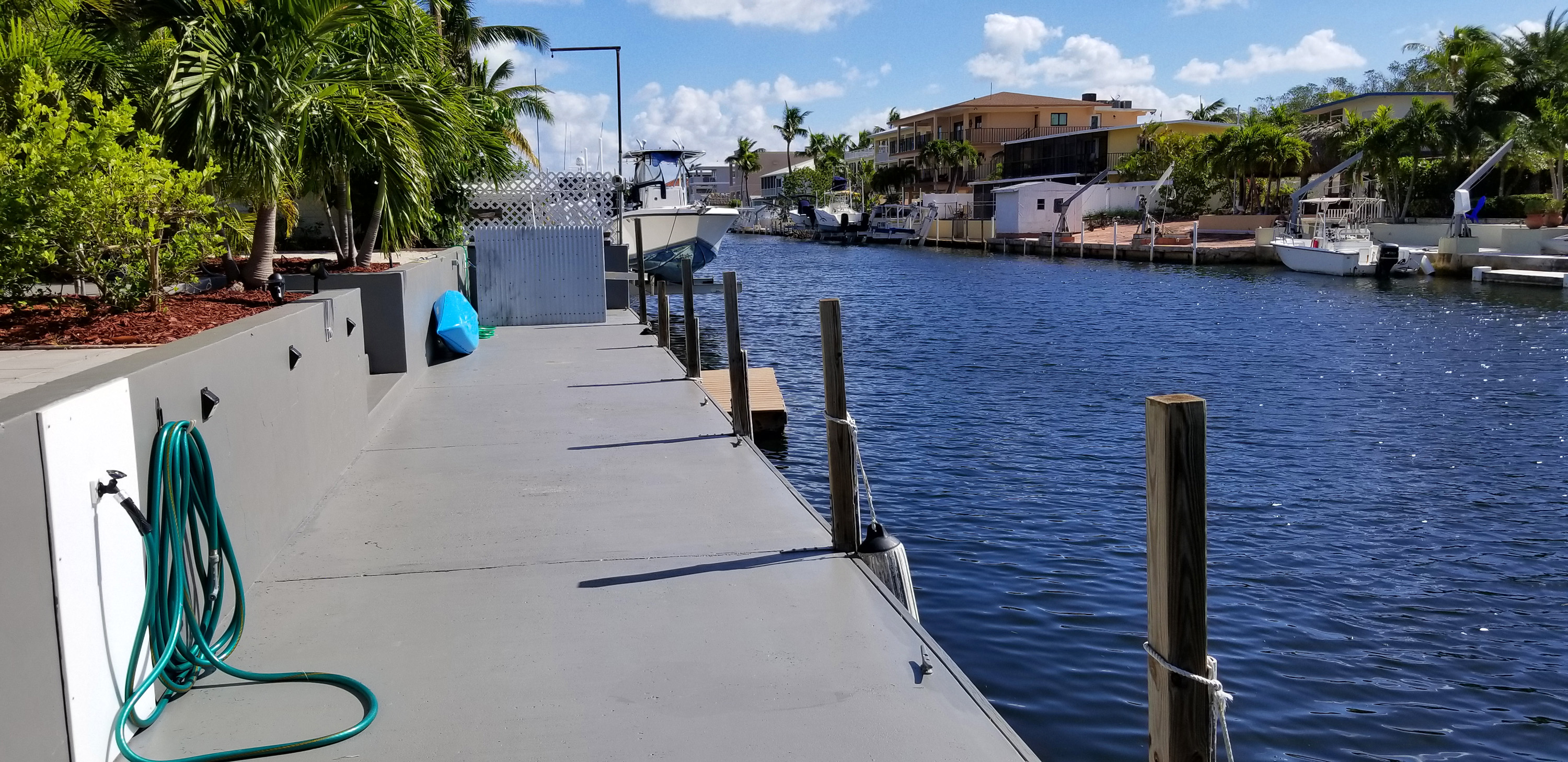 70ft Dock at 5 S Exuma Rd