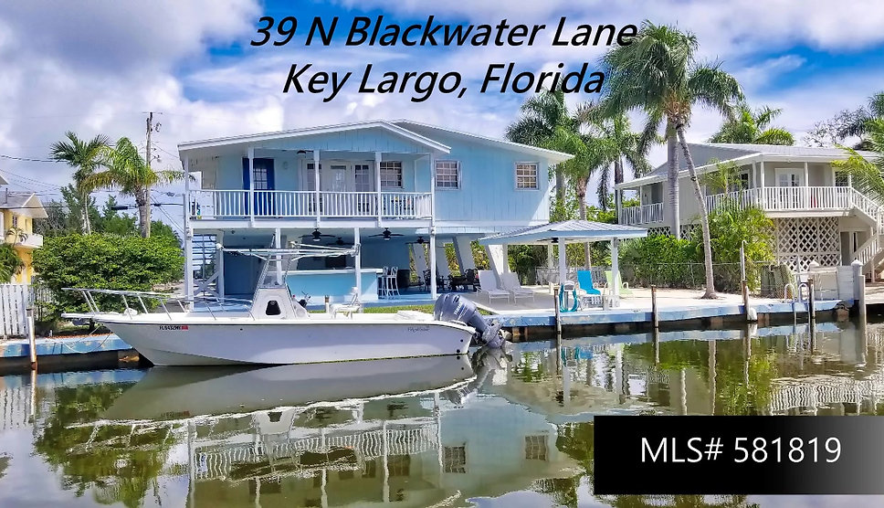 39 N Blackwater Ln Key Largo