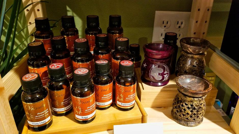 Premium Aroma Oils