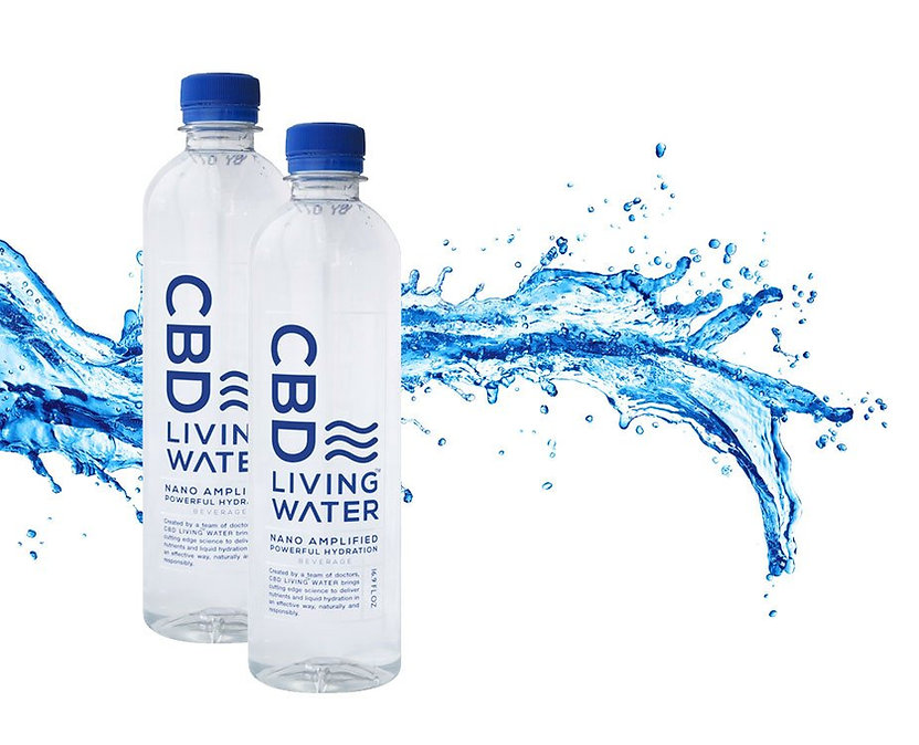 CBD Living Water Nano