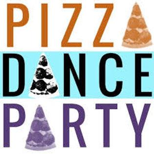 Teen Pizza Dance Party