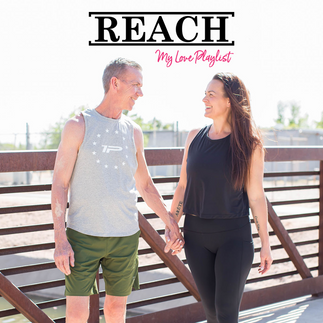 Reach by Audien, featuring Jamie Hartman – My Love Playlist