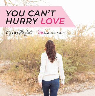 Can't Hurry Love by Phil Collins