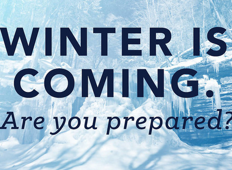 Is winter coming for the global economy and stock markets? Are you prepared for it?