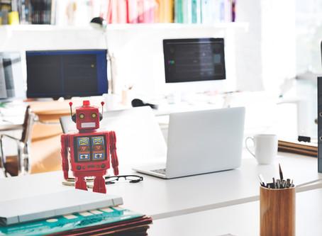 Robo advisors, why not also robo lawyers, robo dentists or even a robo CEO